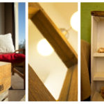 Enjoy the pleasant mix of rustic Pugliese furnishings with modern design