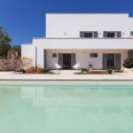 Villa Chiara sleeps up to 8 - a gorgeous chic, luxury villa rental with superb swimming pool