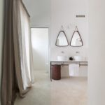 Ensuite bathrooms are the standard at Villa Colomba