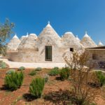 A fine example of Puglia's traditional Trulli houses