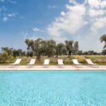 Surrounded by countryside, and perfect for your morning swim - or to cool off from the hot summer sun