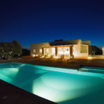 Villa Laura in the evening...perfection!