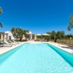 La Serena is a beautiful villa with luxury pool near the Ionian Sea