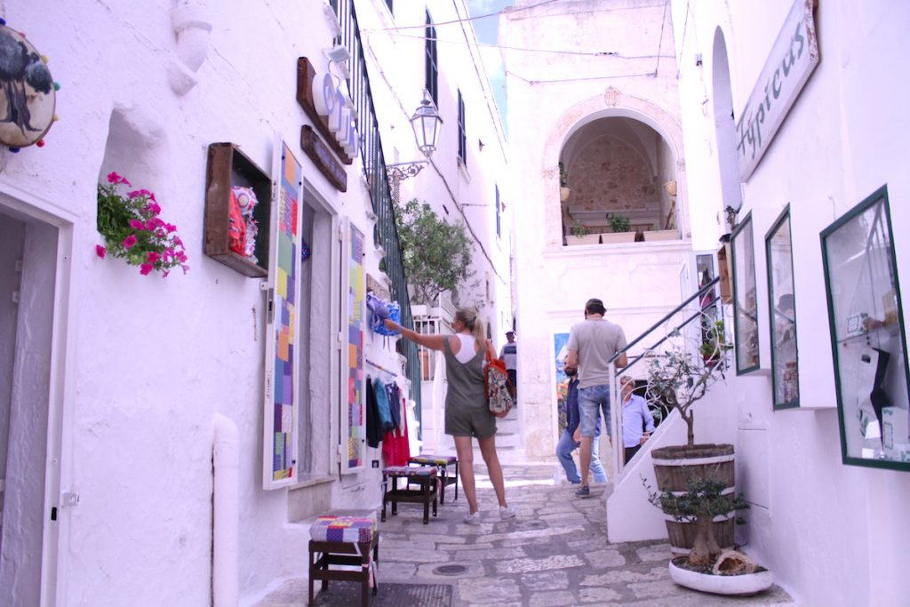 Read our guide on how to make the most of your 36 hours in Puglia, including visiting Ostuni