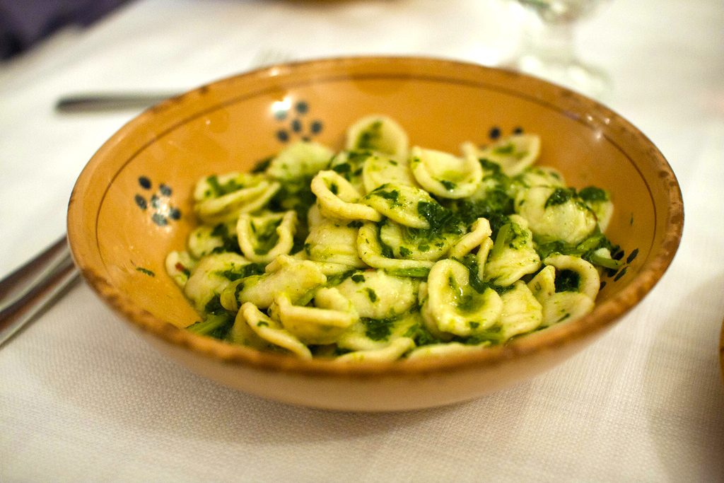 Enjoy Orechiette, an unmissable food of Puglia