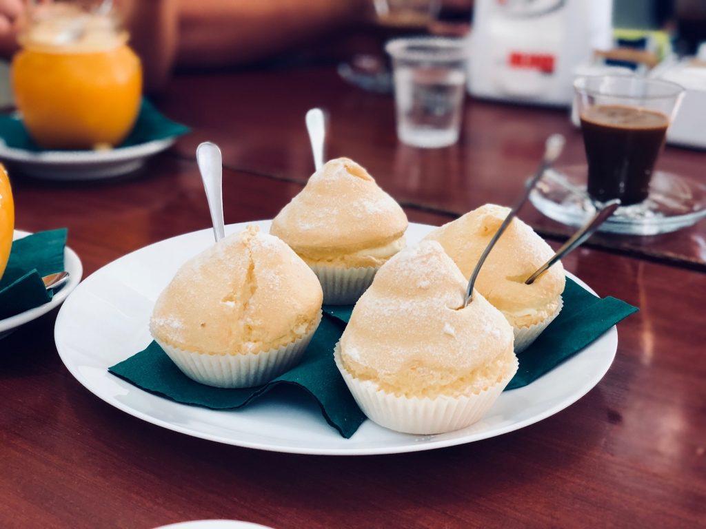 Food in Puglia - Tetta della Monaca (Nun's Tits)