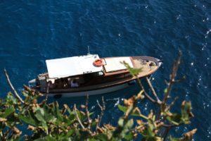 Boat trips with Villa Rentals Puglia