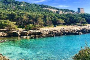 The best beaches in Puglia_villa rentals puglia_porto selavggio